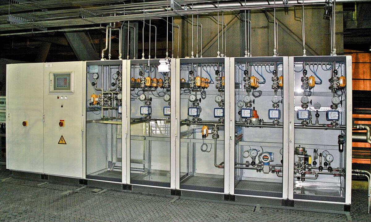 M&S Umwelttechnik. For clean air.