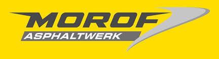 MOROF Asphaltwerk Logo
