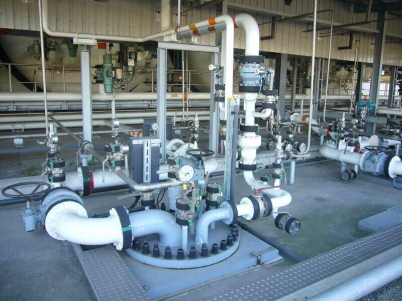 HKL Anlagentechnik Fluessiggas Pumpenstation