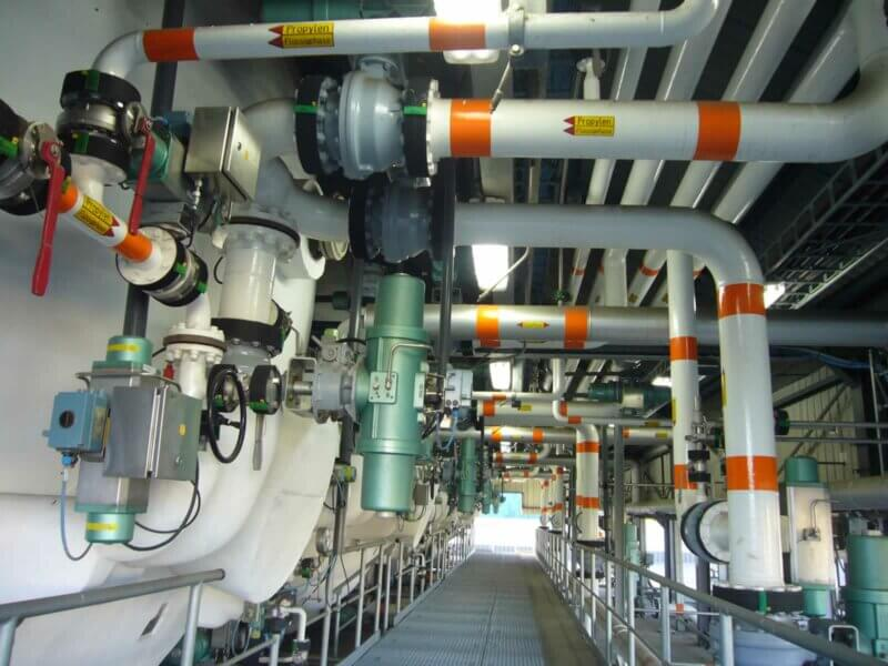 HKL Anlagentechnik Fluessiggaslager
