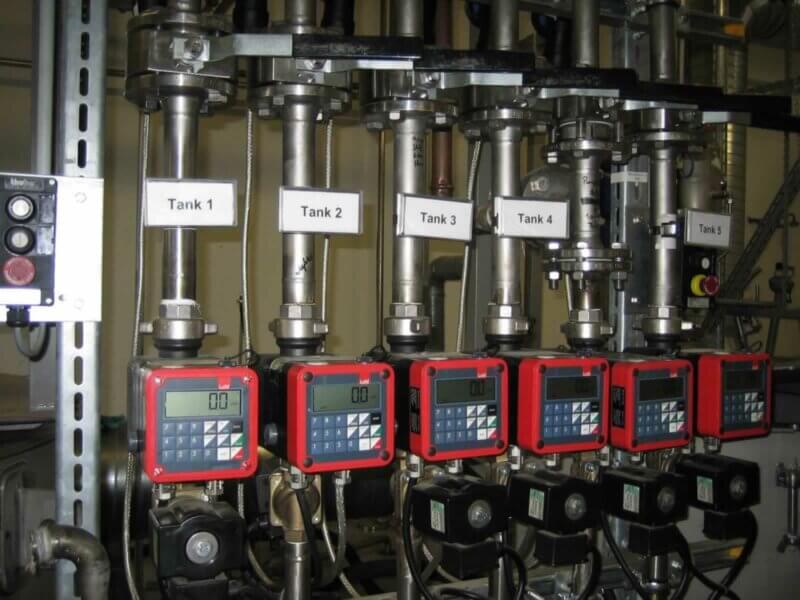 HKL Anlagentechnik Looesemitteldosierung